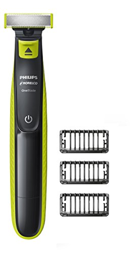 OneBlade hybrid electric trimmer: electric grooming