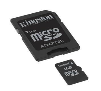 Kingston Micro Secure Digital: Amazon.es: Electrónica