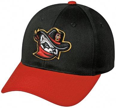 b5333617a20 Amazon.com   River Bandits Minor League Adult Hat   Sports Fan ...