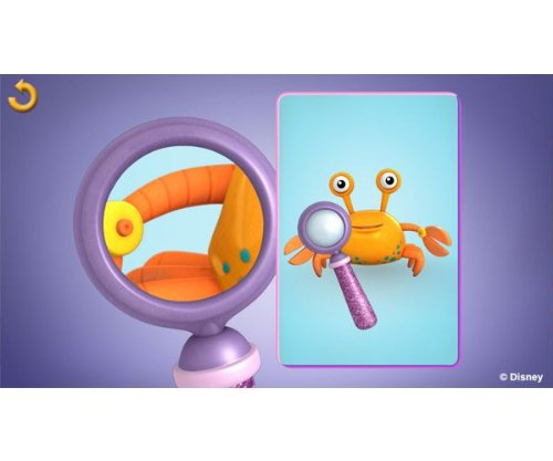 Leap Frog Disney Doc McStuffins Learning Game