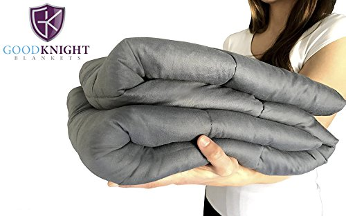 Good Knight Weighted Blanket for Autism | put | Stress | Anxiety | 60
