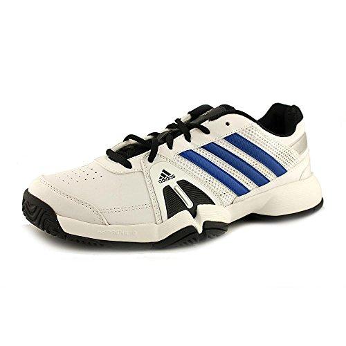 Adidas nuove barricate team 3 bianco / blu Uomo