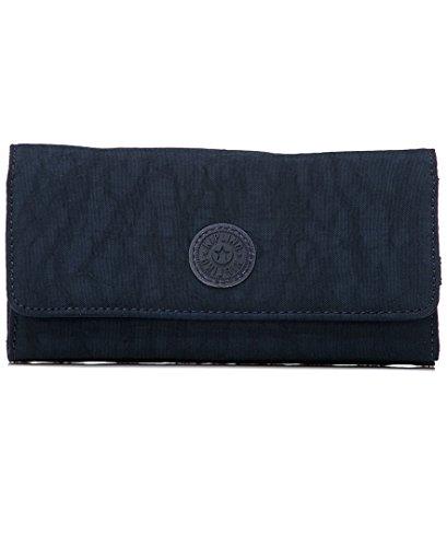 Kipling Brownie Large Organizer Wallet, True Blue, One ()