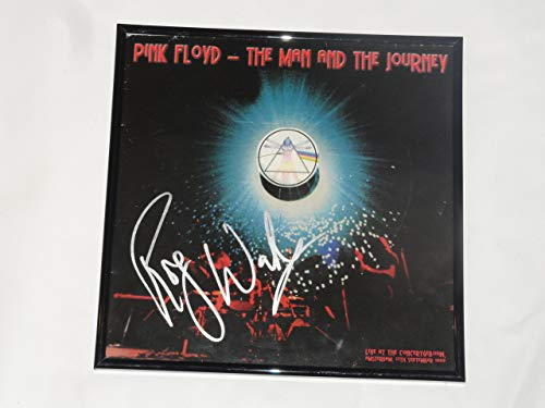 Journey Water Mens (ROGER WATERS SIGNED FRAMED PINK FLOYD