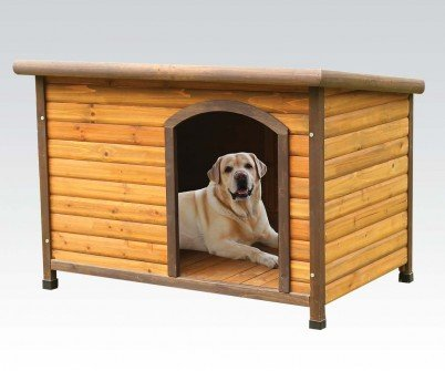 Cheap ACME 98200 Rory Pet House, Light Oak