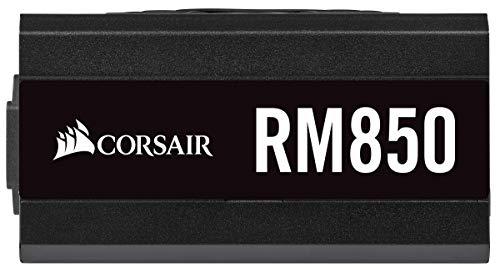 Corsair RM (2019) 850 W 80+ Gold Certified Fully Modular ATX Power Supply