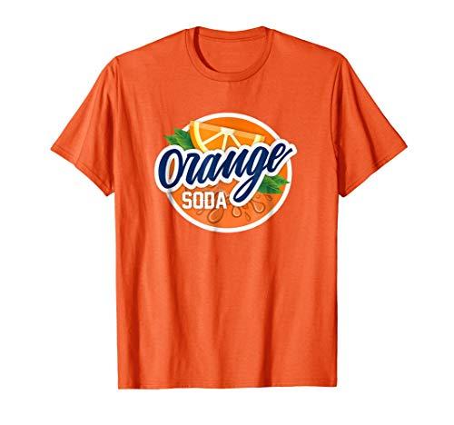 Orange Soda Costume - Men Women T -