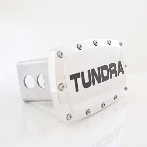 (Toyota Tundra Logo Tow Hitch Cover)