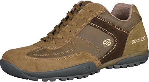 Dockers 36ht002 Herren Chaussures De Sport Beige