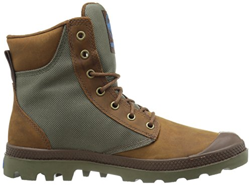 Cuff Rangers Brown Pampa Brindle Boots Marron Sport Wpn Palladium Adulte Mixte IqHUEwF