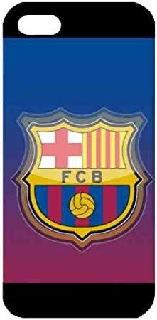 cellcase para FC Barcelona, mejor regalo, protección carcasa rígida, nuevo estilo Apple iphone se funda: Amazon.es: Electrónica