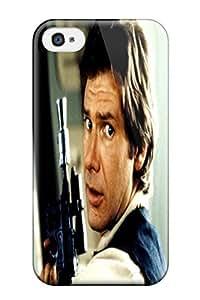 New DanRobertse Super Strong Star Wars Return Jedi Tpu Case Cover For Iphone 4/4s
