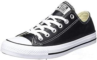 Converse Kadın Chuck Taylor All Star 132174C Spor Ayakkabı, Siyah, 39 Numara