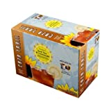 Caza Trail Sweet Iced Tea and Lemonade, 18.6 Ounce - 24 per pack -- 4 packs per case.