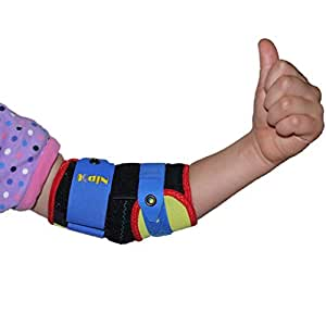 (Age 2-7) STOP Thumb Sucking - stop FINGER Sucking - The Hand Stopper thumb guard