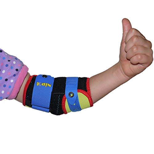 (Age 2-7) Finger Sucking Stop Thumb Sucking Stop for Kids - The NIPIT Hand Stopper - Toddlers Kids | Thumb Guard Thumb Guards | Thumb Sucking Glove | Thumb Sucking Nail Polish (Helps Cure Nail Biting)