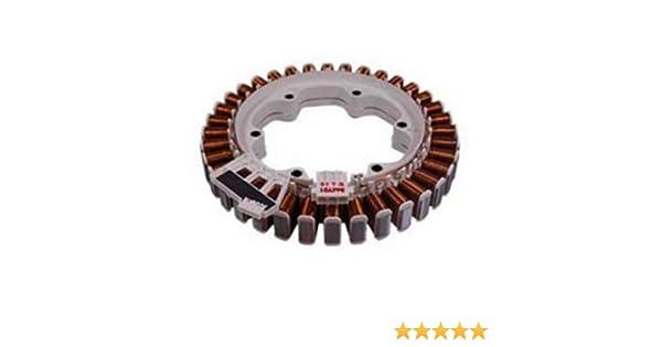 Stator Motor Referencia: 4417ea1002f para lavadora Lg: Amazon.es ...