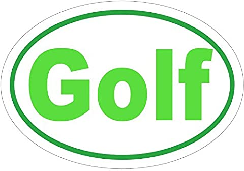 Golf Decal - Golf Vinyl Sticker - Golfing Bumper Sticker - Sport Decal - Perfect Golfing Gift - Made in the - Ipod Redskin