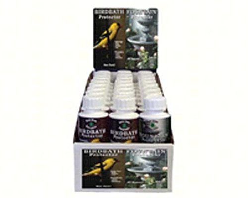 2 PACK Birdbath/Fountain Protector by Care Free Enzymes