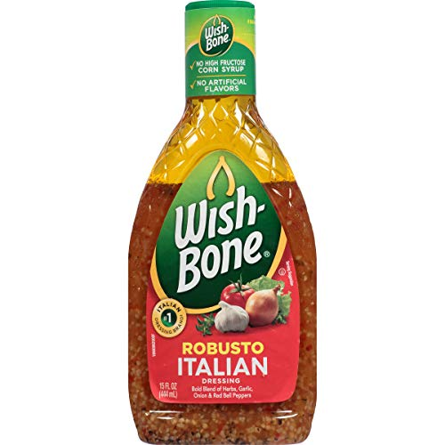 (Wish-Bone Salad Dressing, Robusto Italian, 15 Ounce)