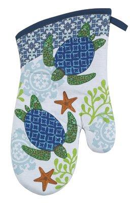 4-Piece-Sea-Turtle-Kitchen-Set-2-Terry-Towels-Oven-Mitt-Potholder