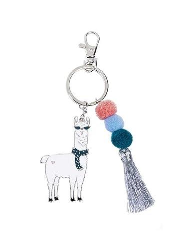 Amazon com: Ganz Car Purse Backpack Keychain Key Ring