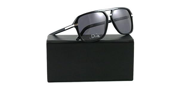 bed08f3bd0c CHRISTIAN DIOR SUNGLASSES CD BLACK TIE 109 S 807BN BLACKTIE109 S   Amazon.ca  Shoes   Handbags