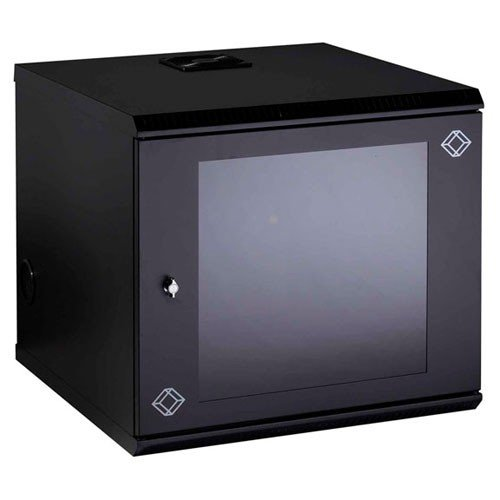 BlackBox Network Services RM2413A 10u Select Wall Mount Cabinet Wall (Cabinet Wall Mount Select)