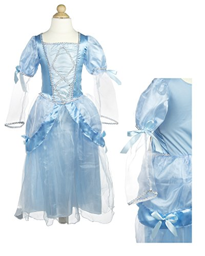 Dance Costumes Washington (My Princess Academy Girls Elegant Costume Character Dress Blue Large)