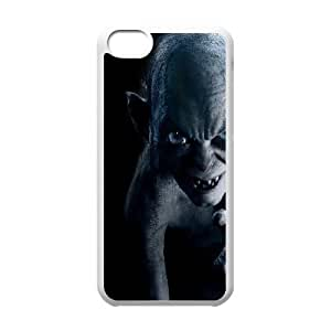 Design Cases Shell iPhone 5C Cell Phone Case White kino the lord of the rings vlastelin kolec Jdprm Printed Cover