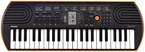 Casio SA76 44 mini Sized Keys 100 Tones