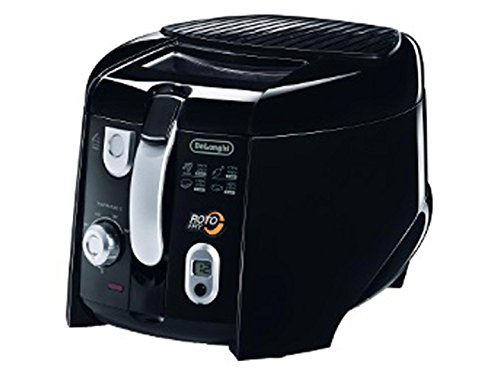 220-240 Volt / 50-60 Hz, DeLonghi F28533 Roto Fry Deep Fryer