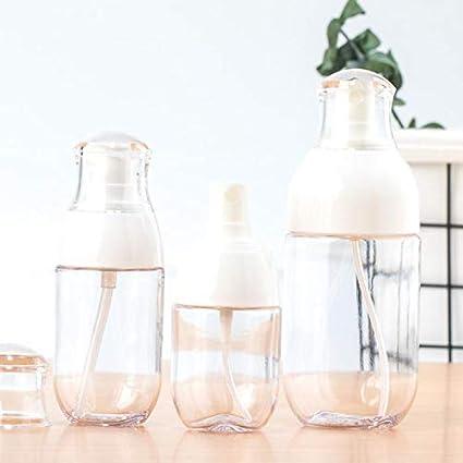 Cxssxling Spray Vide en Verre 30 ML Flacon Vide Flacons vaporisateurs de Voyage vides Transparents pour la Maison