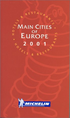 Download Europe Main Cities (Michelin Red Guide Main Cities of Europe: Hotels & Restaurants) PDF