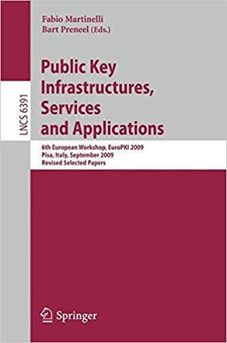 Public Key Infrastructures, Services and Applications: 6th
