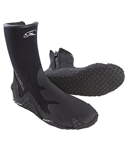 O'Neill Wetsuits  Men's Dive 5mm Booties with ()