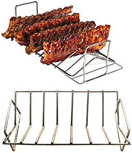 JZTRADING Grille Barbecue Ronde Grille De Barbecue Barbecue Griller Tapis Barbecue Rack Barbecue Grillades Barbecue Grill Tapis Poissons Grill pour Barbecue M
