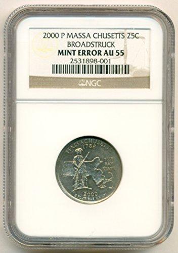 Quarter Error Coin - 6