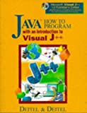 Java: How to Program with an Introduction to Visual J++ (How to Program Series)