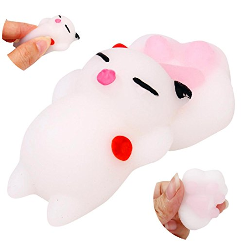 Gone With The Wind Costumes For Sale - OVERMAL A Set Cat And Pillow Mochi Squishy Squeezen Healing Kids Toy Stress Reliever