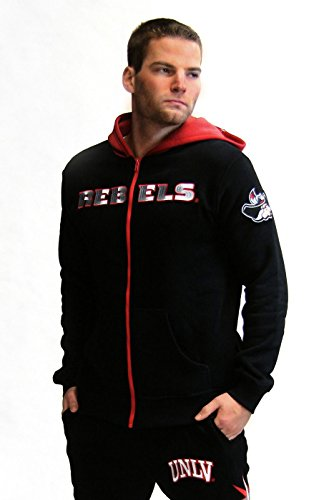 UNLV Rebels Men's Full-Zip Hoodie