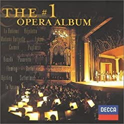 Image of the product #1 Opera Album / Various  that is listed on the catalogue brand of Decca.