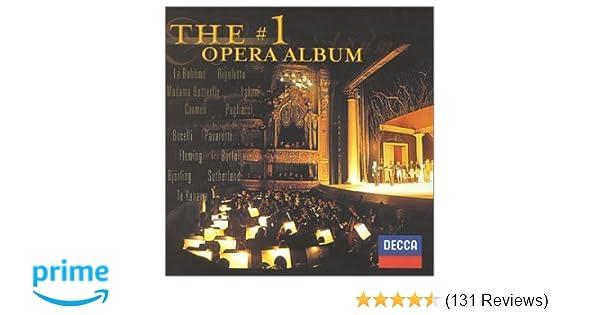 various artists the 1 opera album amazon com music