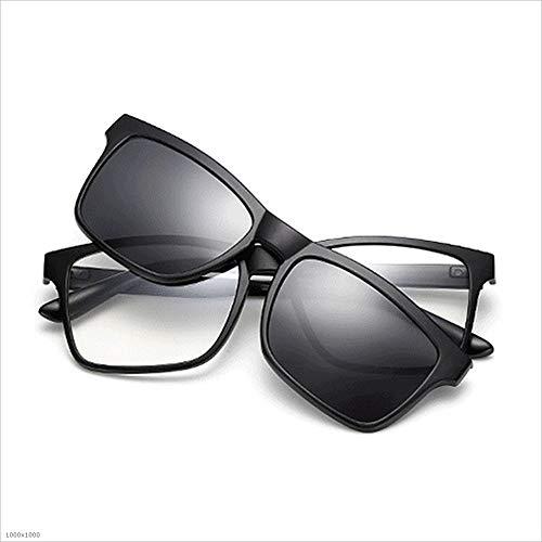pour Femmes avec Les Femmes Lunettes Ultra Wenjack lentilles Style de rétro 5 légères interchangeables Soleil Hommes FOqRwwZH