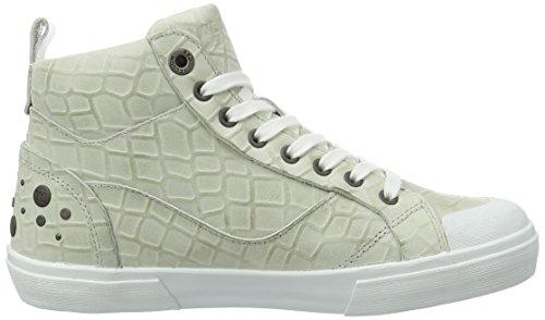 Yellow Cab Strife W, Sneaker Alte Donna bianco