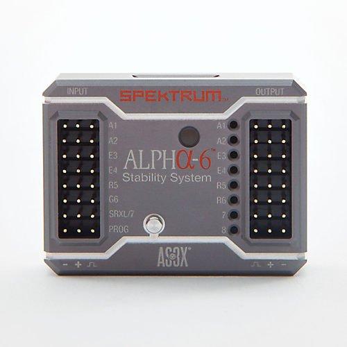 Spektrum Alpha-6 Stability System