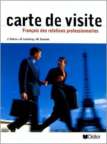 Carte De Visite Livre Leleve French Edition Paperback