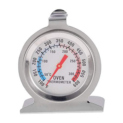 Stainless Steel Food Meat Temperature Classic Stand Up Dial Oven Thermometer Gauge Gage Cooker Thermometer Dial Stainless Steel Meat Thermometer