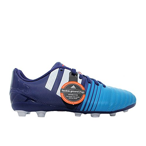 adidas Nitrocharge 40 FxG - B40655 - Color Blue-Navy Blue - Size: 6.0 by adidas