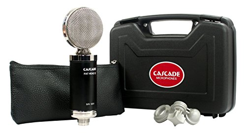 Cascade Microphones 99-BL-A Ribbon Microphone by Cascade Microphones